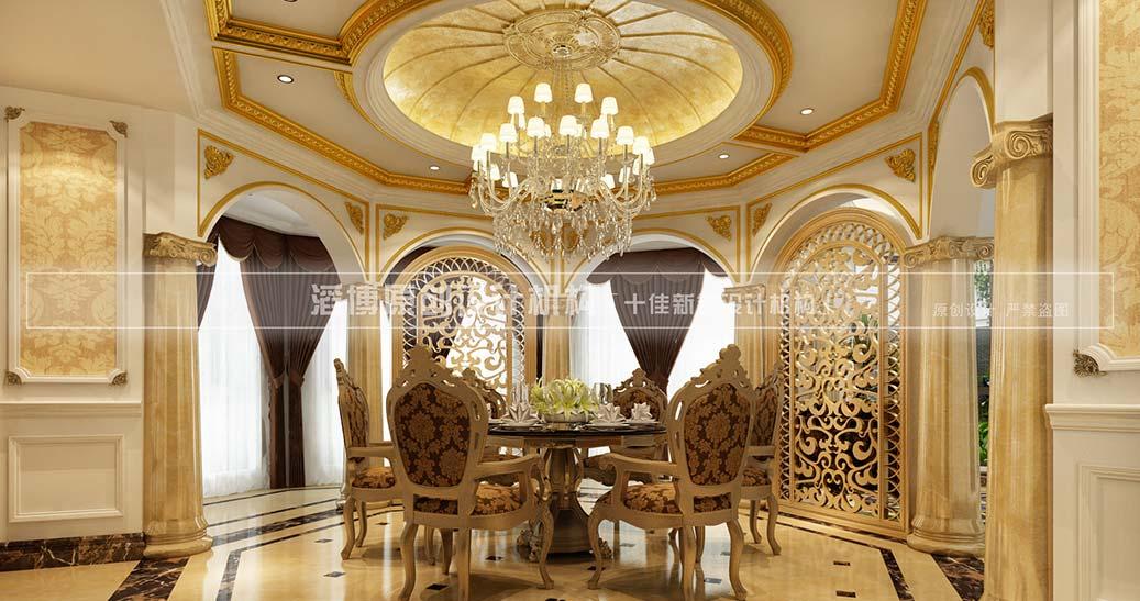 落地的窗帘很是气派,暖色调的应用,提升了整套设计的幸福感,卧室使用